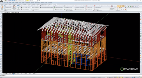 FRAMECAD Structure 9.2