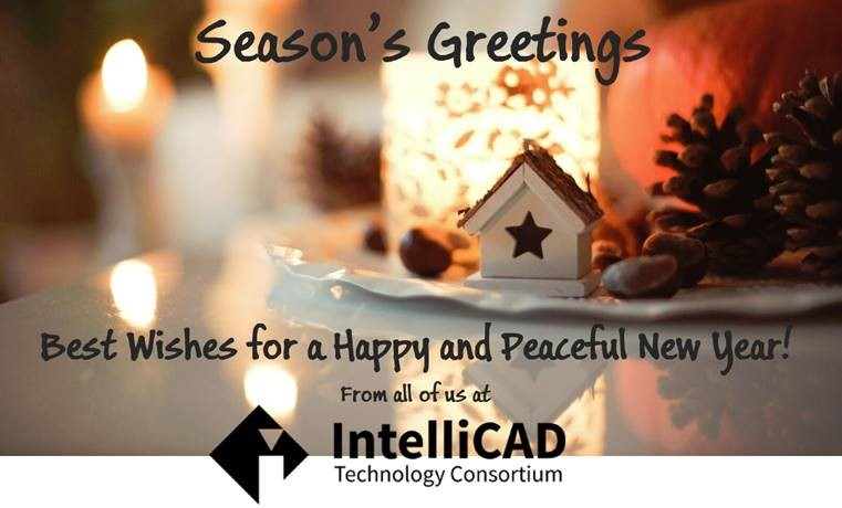 Best wishes for a happy and peaceful new year!