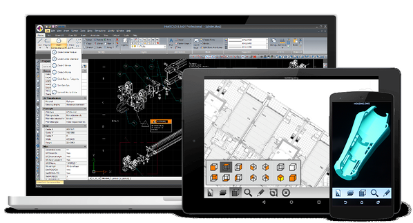 IntelliCAD platform