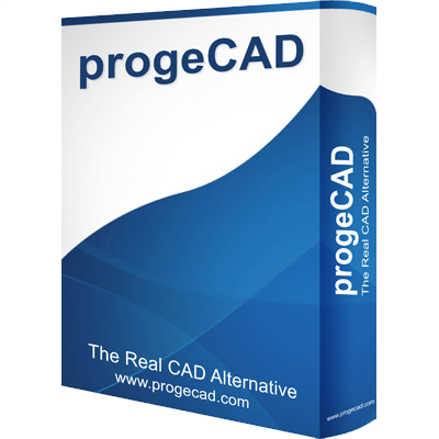 ProgeCAD Product Box